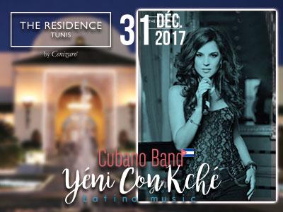 En vidéo : The Residence Tunis vous invite à un Réveillon Cubain