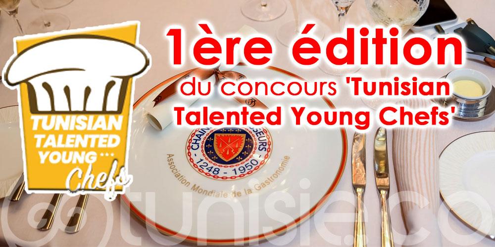 Vers Paris, lancement de la 1ère édition du concours 'Tunisian Talented Young Chefs'