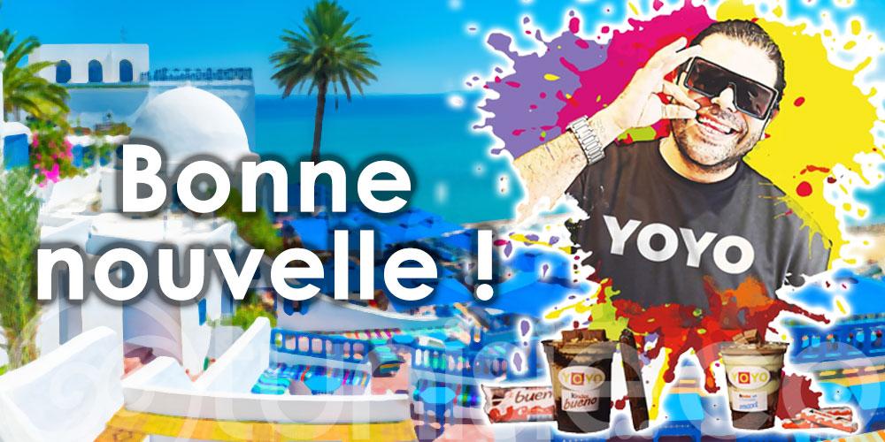 Bonne nouvelle ! YOYO s'agrandit et ouvre à Sidi Bou Saïd !