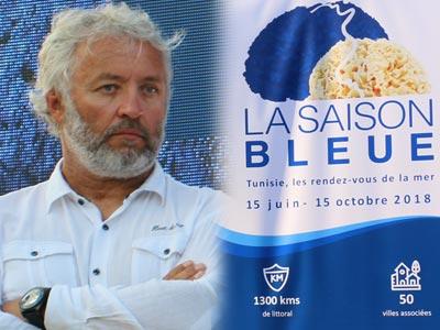 Rencontrez Yvan Bourgnon, Ambassadeur de la Saison Bleue