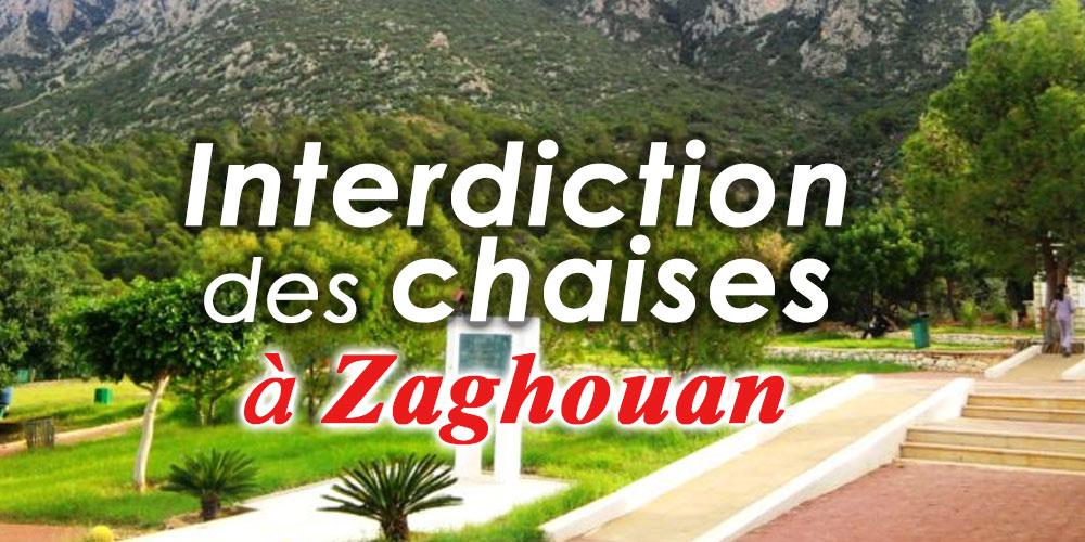 Zaghouan : Interdiction des chaises dans les cafés et restaurants