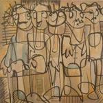 'Silhouettes Zahret Naissantes' à la Pinacotheque Gallery à Djerba à partir du 30 mars