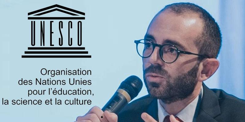 Le Tunisien Ahmed Zaouche nommé Program Manager de l'UNESCO pour le Golfe