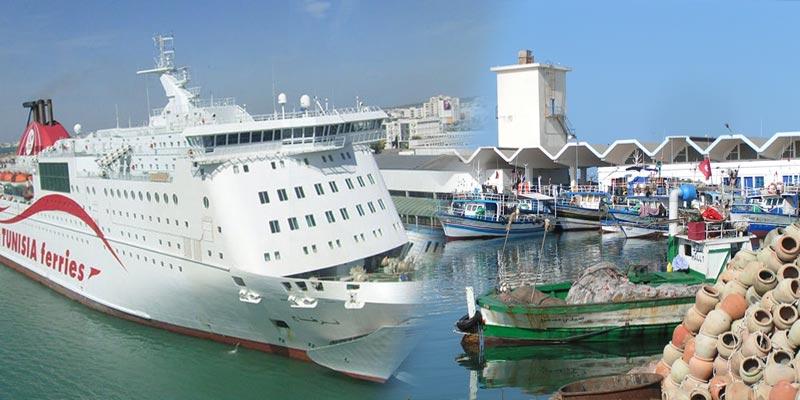 La nouvelle ligne maritime Zarzis-Marseille opérationnelle à partir du 5 juillet