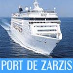 Démarrage de la création d'une ligne maritime entre Zarzis et Savona (Italie) en juillet 2012