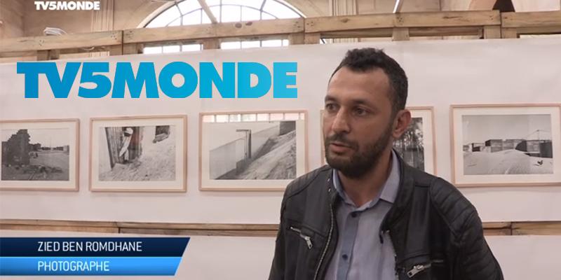 TV5Monde : Zied Ben Romdhane expose sa Tunisie oubliée sous le sable