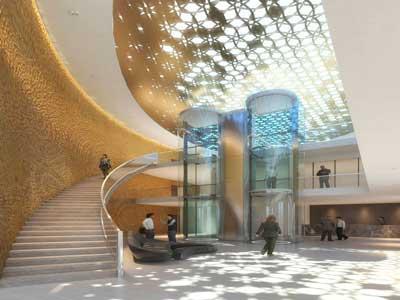 En photos : Découvrez le nouvel hôtel de l'ASBU