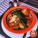 La cuisine tunisienne authentique au menu de Chez Zina