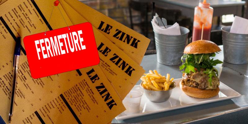 Le ZINK ferme ses portes pour éviter tout risque