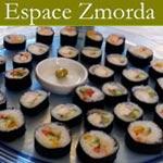 Atelier de Sushi et Maki à Espace Zmorda, samedi 4 mai 2013