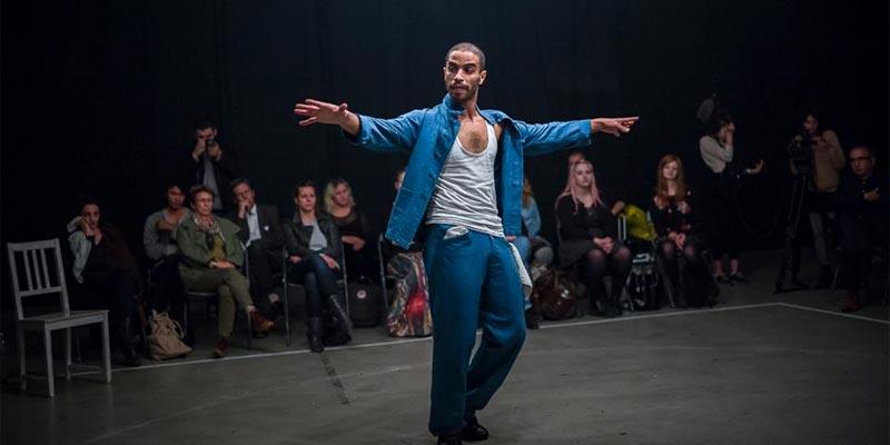 'Zoufri', un spectacle de danse de Rochdi Belgasmi au Palais de Tokyo