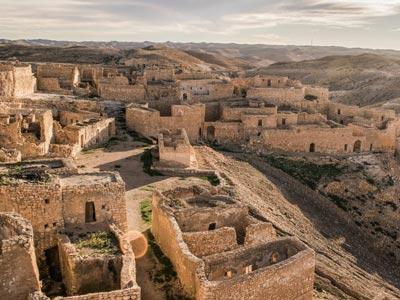 En photos : Découvrez Zraoua Ancienne, le royaume perdu au Sud de la Tunisie