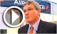 Nicolas Delaporte DG d'AirFrance présente l'offre BlueBiz