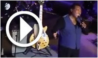 George Benson au festival international de Carthage