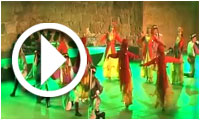 Tunisie.co : Ballet chinois au Festival international de Cathage 2014