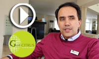Interview de Omar Cherif - Golf Citrus