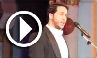 Le Ténor Hassan Doss en concert à L'Acropolium de Carthage