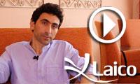 Meher Gtari présente la stratégie commerciale de la chaîne Laico