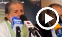 Conférence de presse de Marcel Khalifa à Carthage