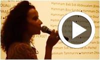 Sondos Belhassen - Présidente de l'Association L'Mdina Wel Rabtine