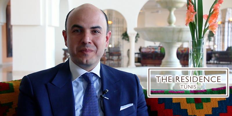 M. Mehdi Belkhodja Directeur Général de The Residence, à propos de la journée découverte ESPA