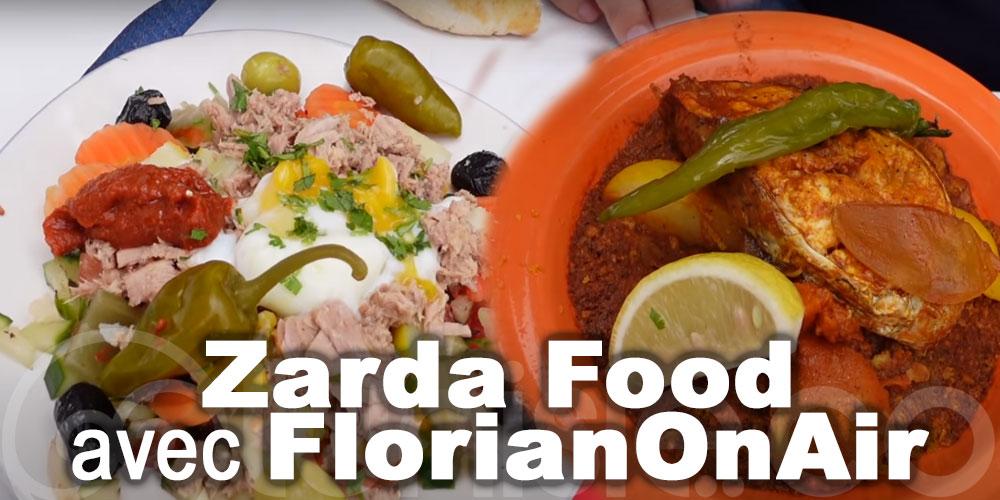 En vidéo: Dégustation de la cuisine tunisienne en plein paris avec FlorianOnAir