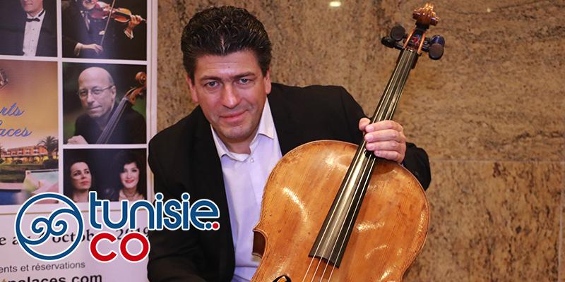 Laurent Jost présente le Séjour Musical de Prestige à Hasdrubal Hammamet
