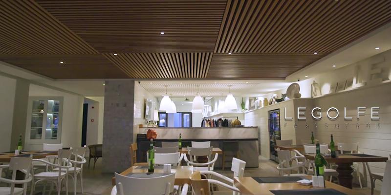 Restaurant Le Golfe La Marsa, authenticité et modernité
