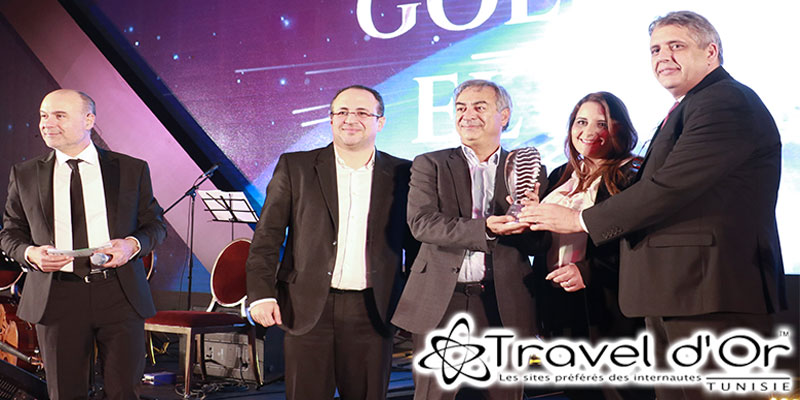 Hôtel d'affaire aux Traveldor 2019 : Golden Tulip El Mechtel