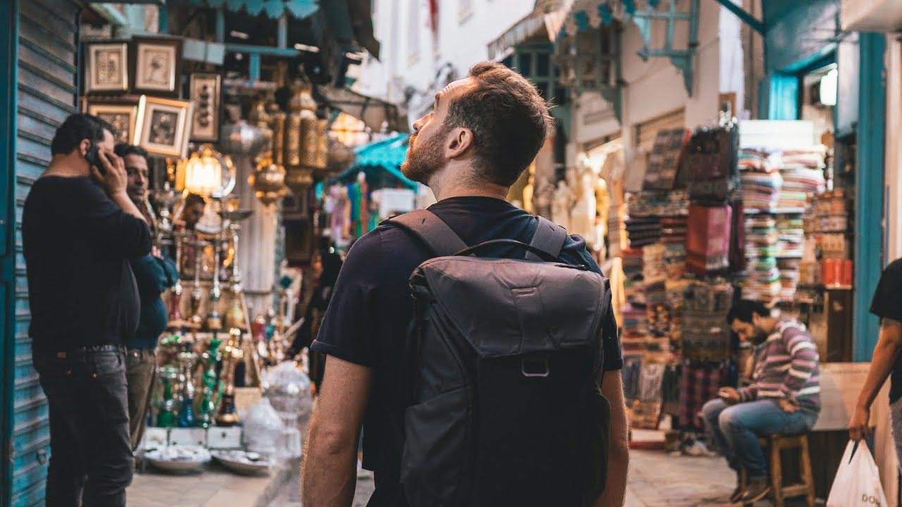Où se trouve le meilleur vendeur de parfum – Médina de Tunis