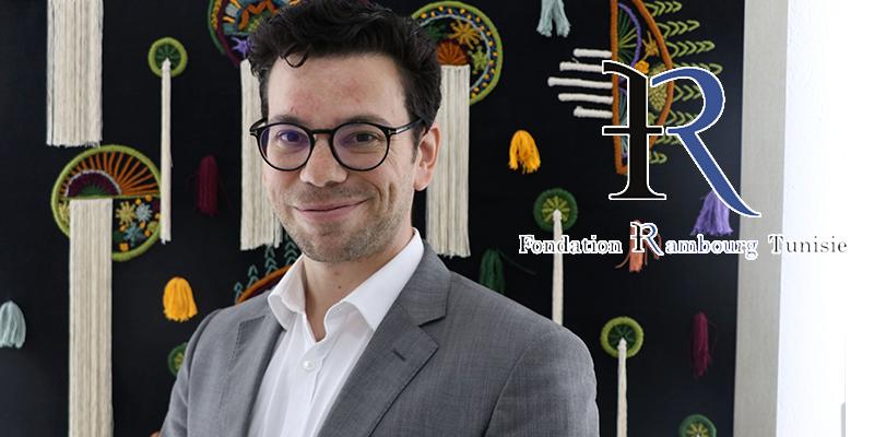 Shiran Ben Abderrazak à l'ouverture de l'Espace Ressources d'Echange et de Documentation à l'ONA