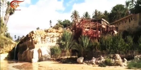 Tamerza, un coin paradisiaque au c�?ur du désert tunisien