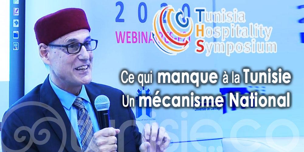Alec Hansen : Ce qui manque à la Tunisie, un mécanisme national