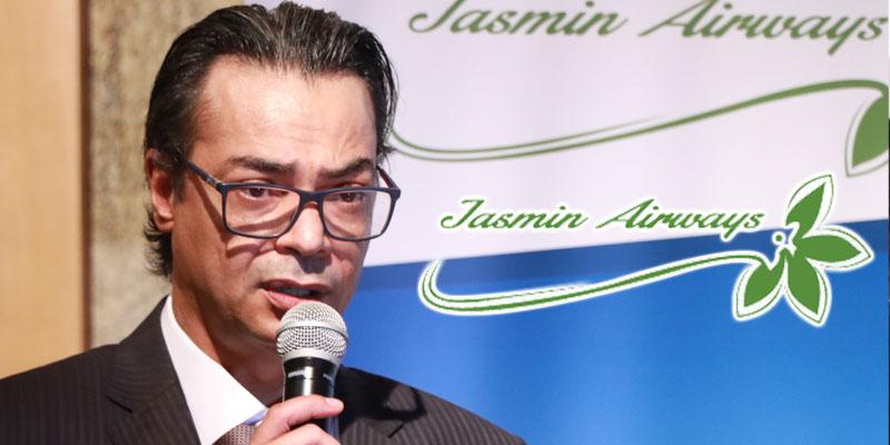 Ali Ben Amara PDG de Jasmin Airways parle de l'aventure de cette nouvelle compagnie
