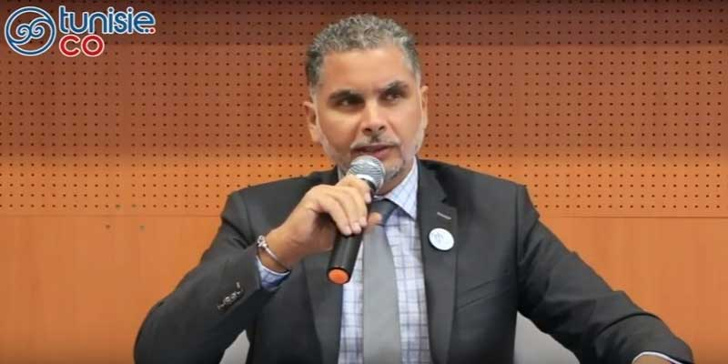 Mehdi ALLANI Président FRH Cap Bon au Tunisia Hospitality Symposium