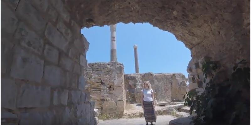 En vidéo: Des Américaines se régalent de leur vacance en Tunisie