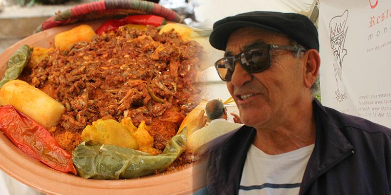 Chef Amor Bouzgarrou parle du Couscous au Cherkaw et des Mets de Mai
