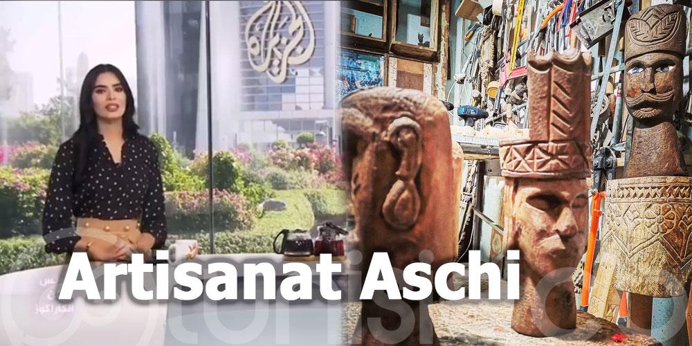 Reportage Al Jazeera sur le monde des marionnettes d'Artisanat Aschi