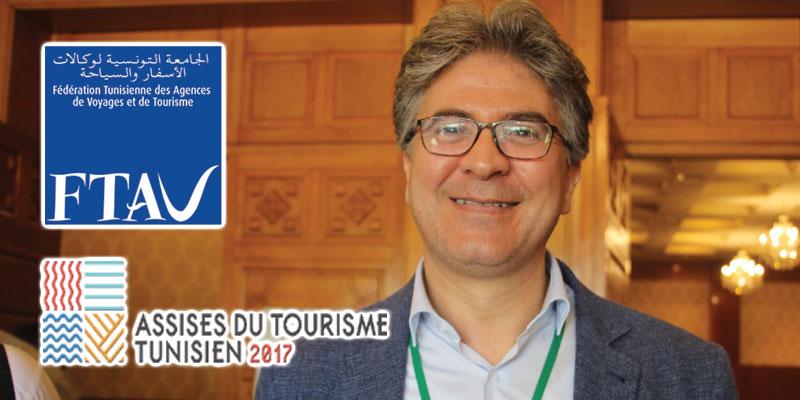 M. Mohamed Ali Toumi parle des Assises du Tourisme