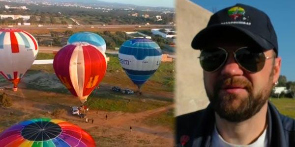 En vidéo : Les équipes étrangères décrivent leurs expériences au Tunisian Balloon Festival