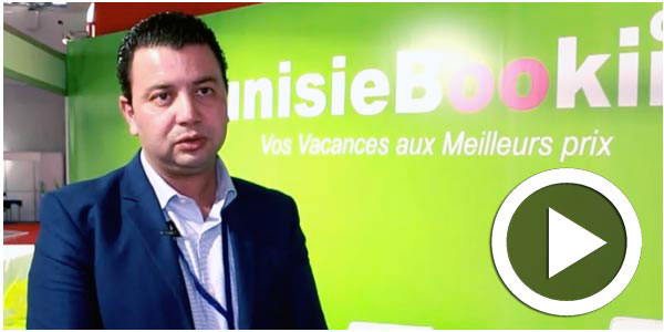 Interview de M. Belhadj Anis Directeur Commercial Tunisiebooking