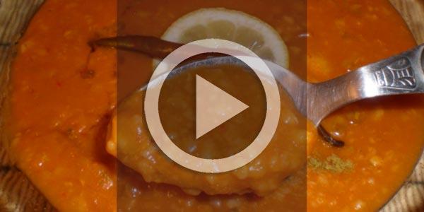 En vidéo : comment préparer le BORGHOL tunisien, un plat chaud contre le froid