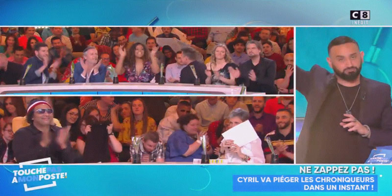 En vidéo : Cyril Hanouna ce soir spécial Tunisie