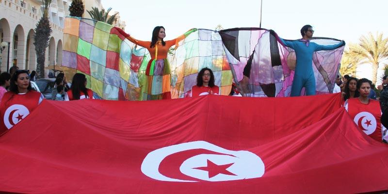 En vidéo : Ambiance du Carnaval de Yasmine Hammamet dans sa 4ème édition