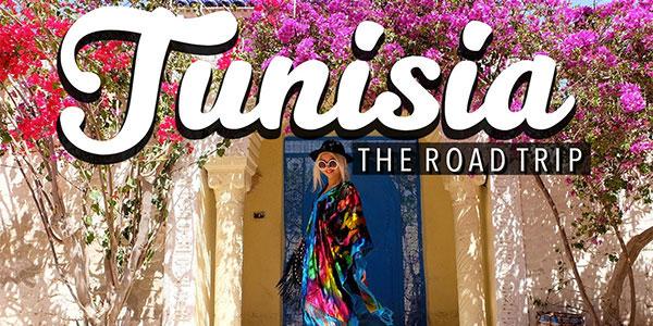 La Tunisie vue par une youtubeuse anglaise