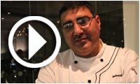 Le chef Radwan Abou Zeki du Mövenpick Beirout