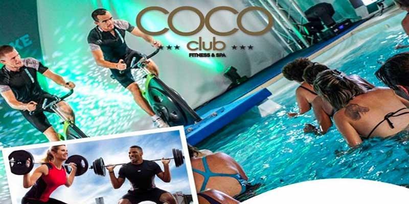 Découvrez Coco club, le complexe Sportif et de bien être