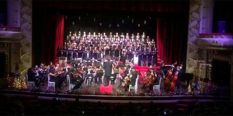 La conquête du paradis jouée au Théâtre Municipal de Tunis