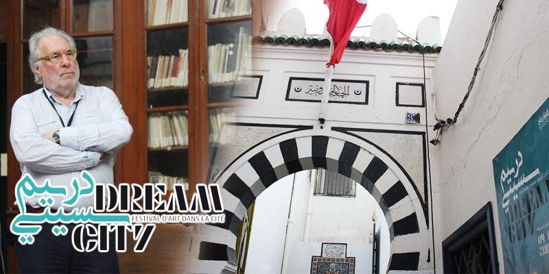 Eric Corijn parle des Ateliers de la ville rêvée au Dream City 2017