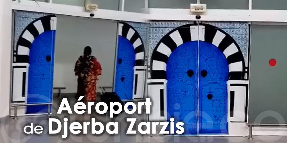 En vidéo : Découvrez le nouveau look de l'Aéroport de Djerba Zarzis